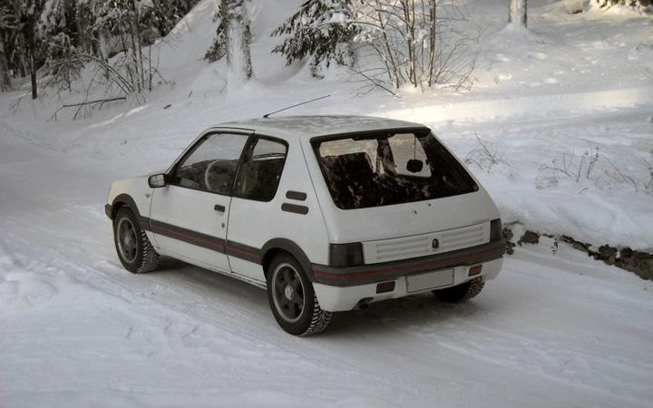 Uw auto winterklaar