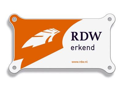 Wij zijn een RDW erkend garagebedrijf sinds november 2015