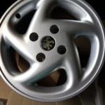Nieuwe set Peugeot funny 6j14citrien velgen