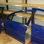 Peugeot 207 deurportieren