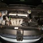 Motorblok Peugeot 307 2.0 16v 180pk